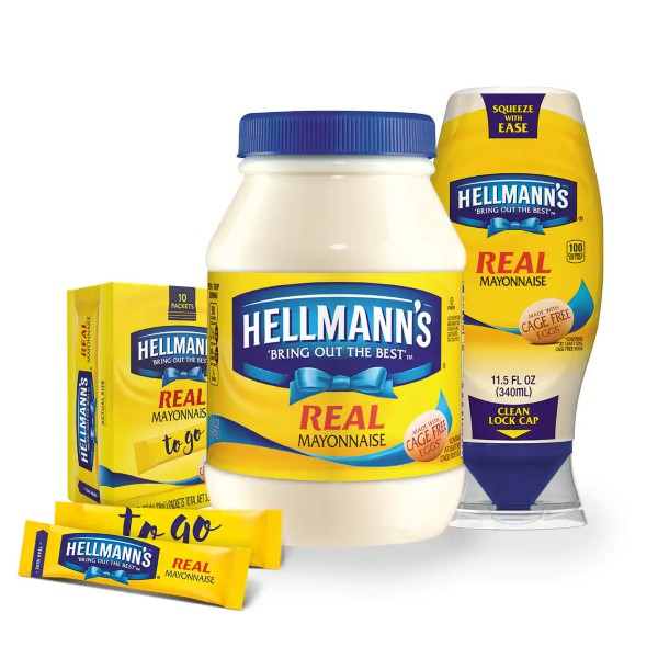 New Coupon – Save $0.50/1  Hellmann's or Best Foods Mayo Product