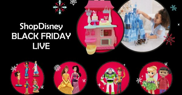 ShopDisney Black Friday Is Now LIVE