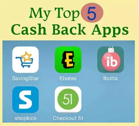 top cash back apps