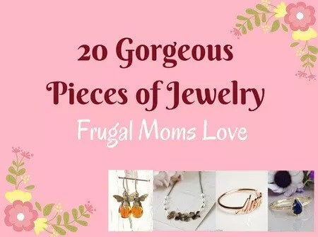 Gorgeous pieces of jewelry for moms