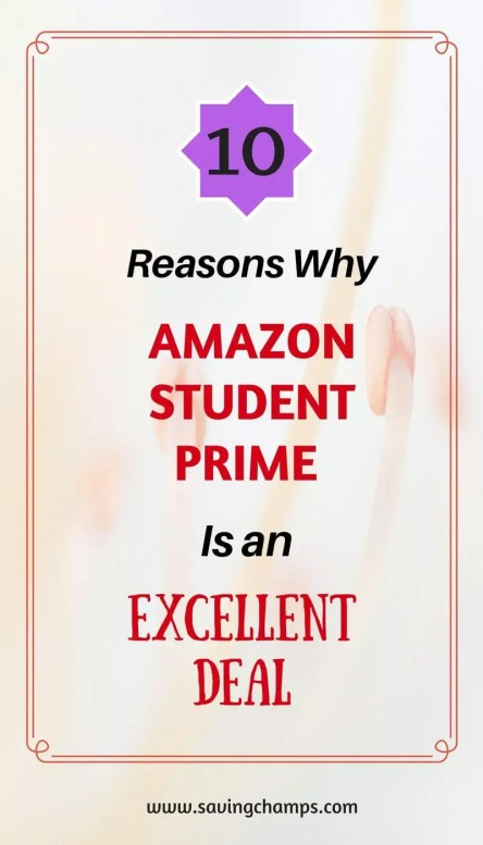 Amazon Prime for Students