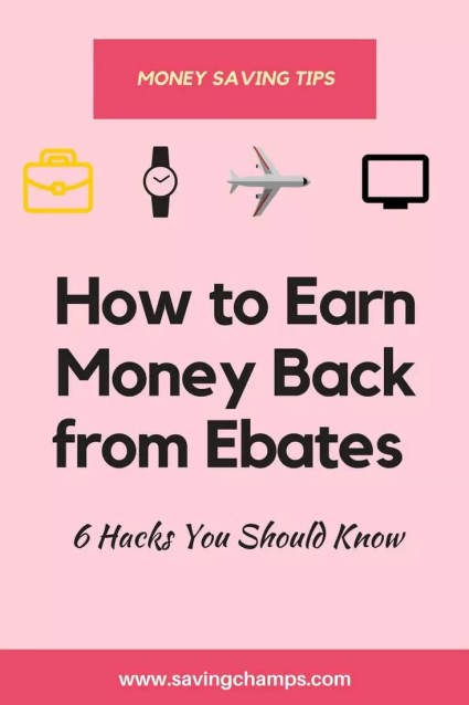 how to use ebates pin2