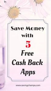 top cash back apps