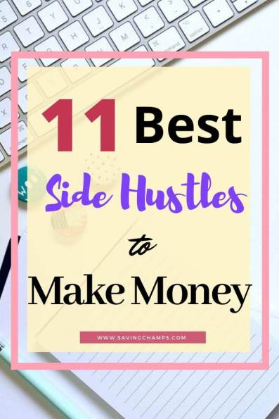 Best Side Hustles to Make Money