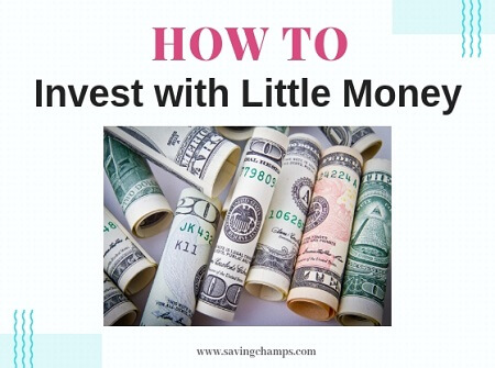 5 Best Ways to Invest with Little Money