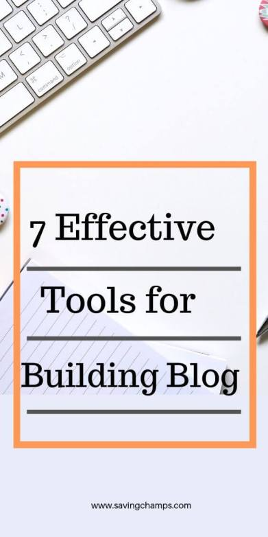 blogging tools for beginners