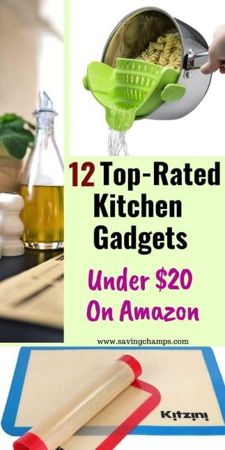 Best Amazon Kitchen Gadgets