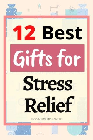 best stress-relief gifts