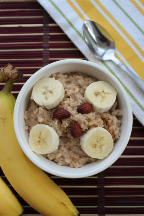 Crock Pot Steel Cut Oatmeal