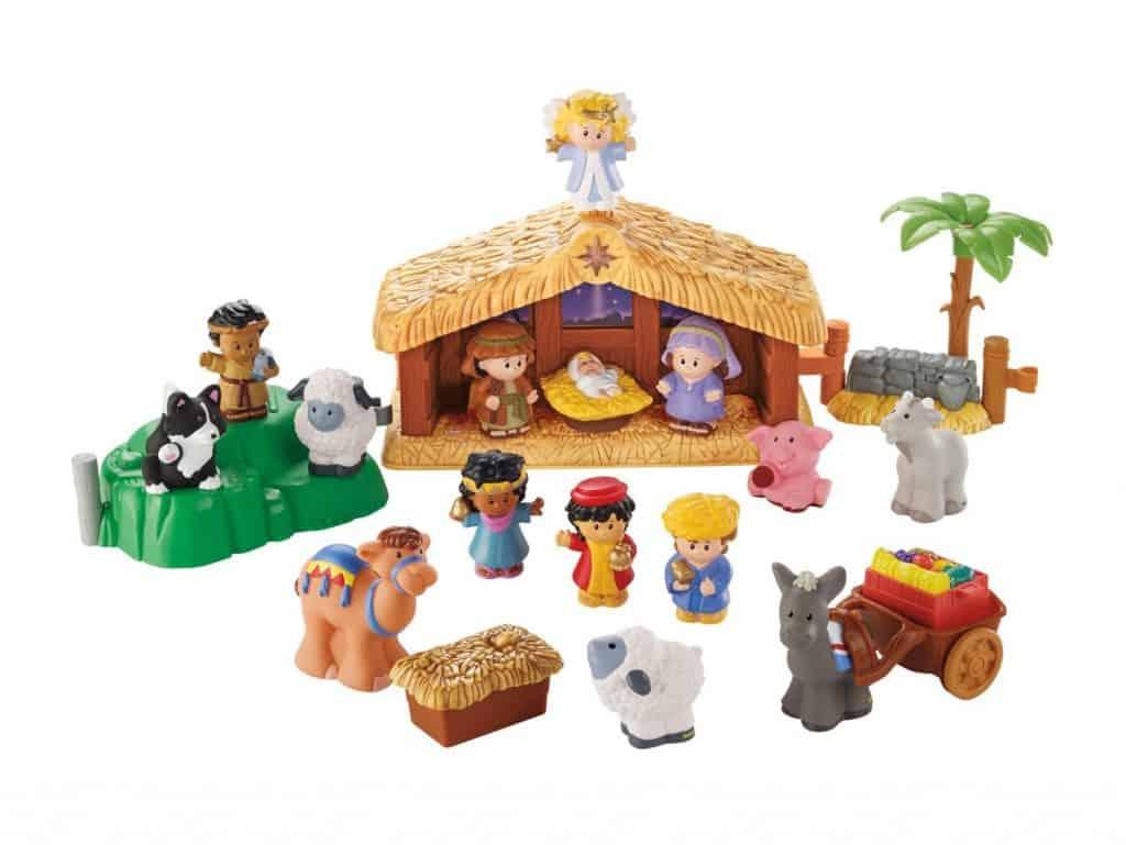 Little People Nativity Sale