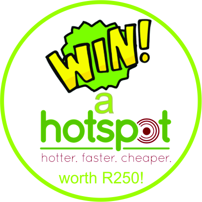 The Win-a-Hotspot Competition!