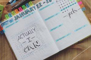 Using a Budget Calendar