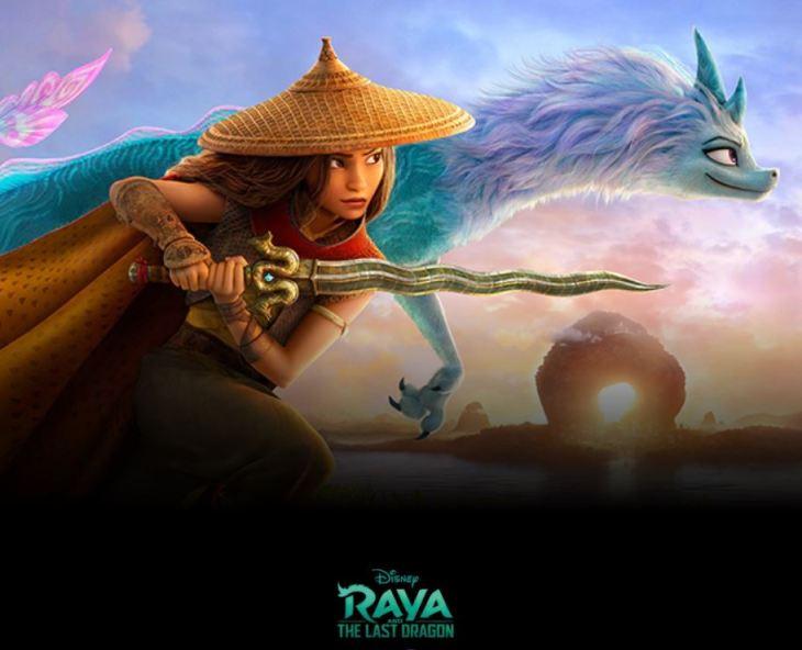 Raya and The Last Dragon Premier Access