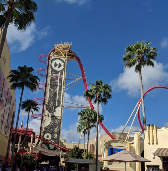 Universal Orlando Spring break