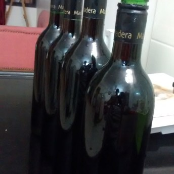 home made grape wine