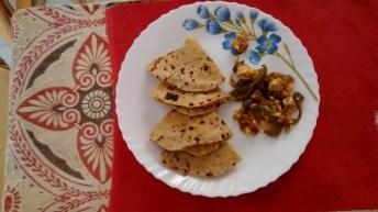 homemade Mexican quesadilla