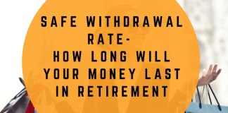 Safe Withdrawal Rate