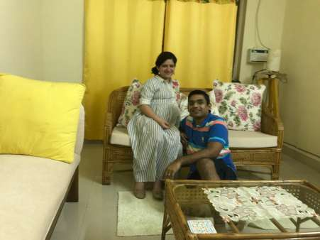 Naren and Sugandha