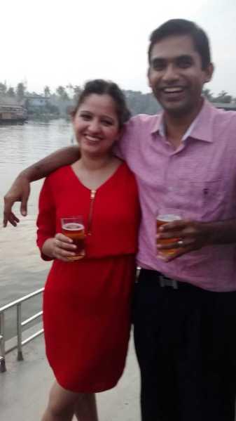 Us at backwaters