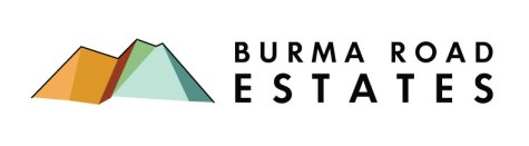Burma Road Estates - Logo Design - Fernie BC