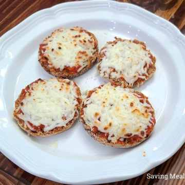 Easy English Muffins Pizzas