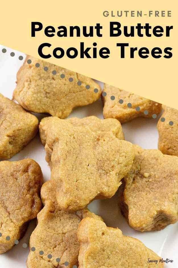 Gluten-Free Peanut Butter Cookies
