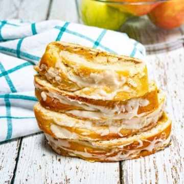 Braided Apple Cinnamon Bread