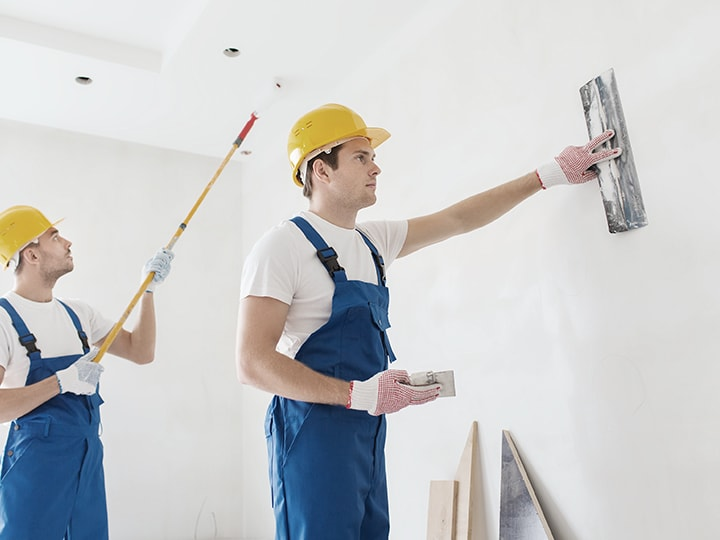 painting Home Improvements Upgrades