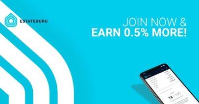 EstateGuru Bonus @Savings4Freedom
