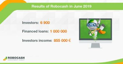Robocash June Update @ Savings4Freedom