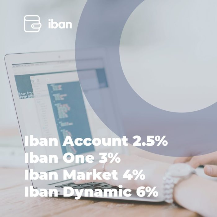 iban wallet returns on 10K strategy @ Savings4Freedom