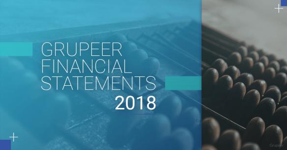 Grupeer Financial Statements 2018 @ Savings4Freedom