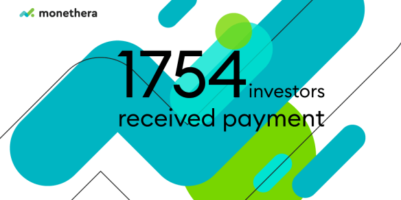 Monethera Number of Investors @ Savings4Freedom