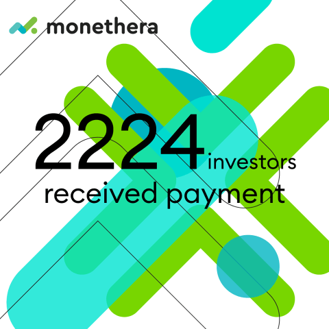Monethera Number of Investors @ Savings4Freedom