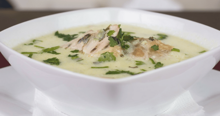 Turkey Carcass Soup: Cheap and Easy Lunch for just 37p a Head