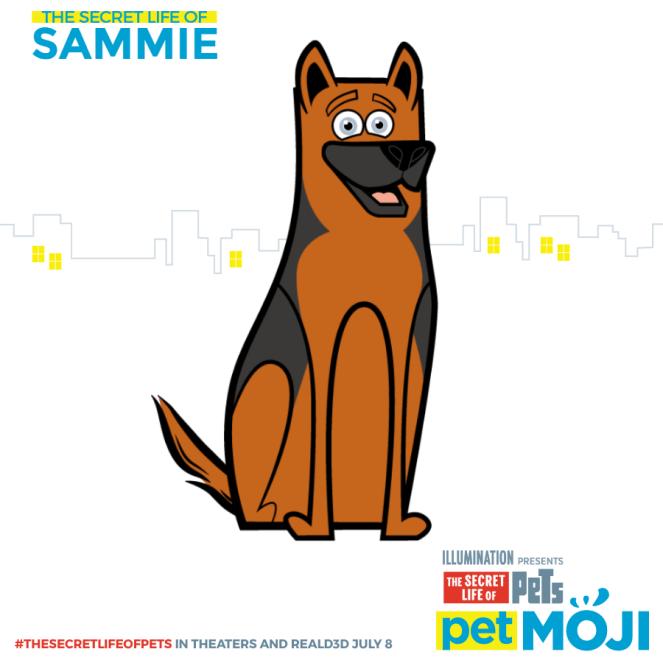share-Sammie
