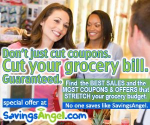 Cut Your Grocery Bill. Guaranteed.