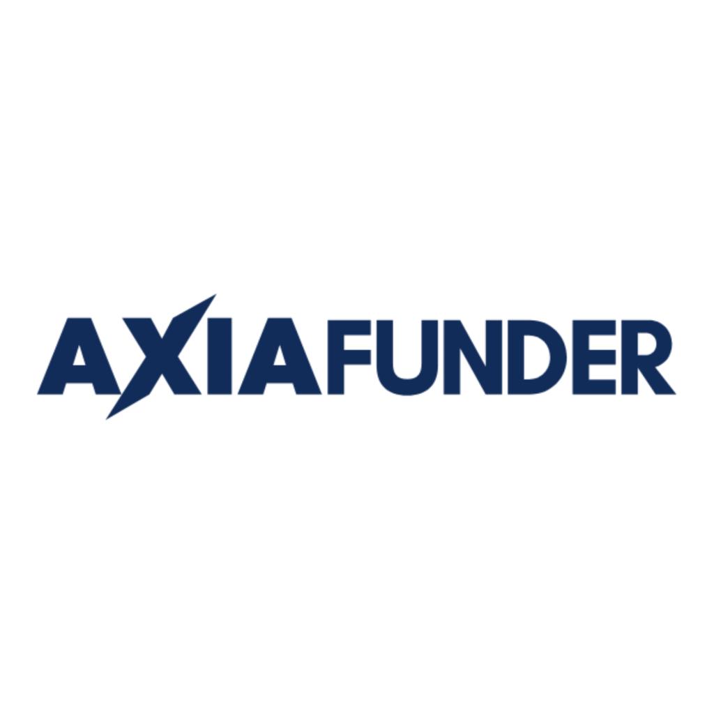 S4F AxiaFunder Logo @ SavingsForFreedom