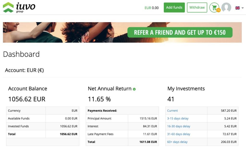 IUVO Group Update SavingsForFreedom September 2020
