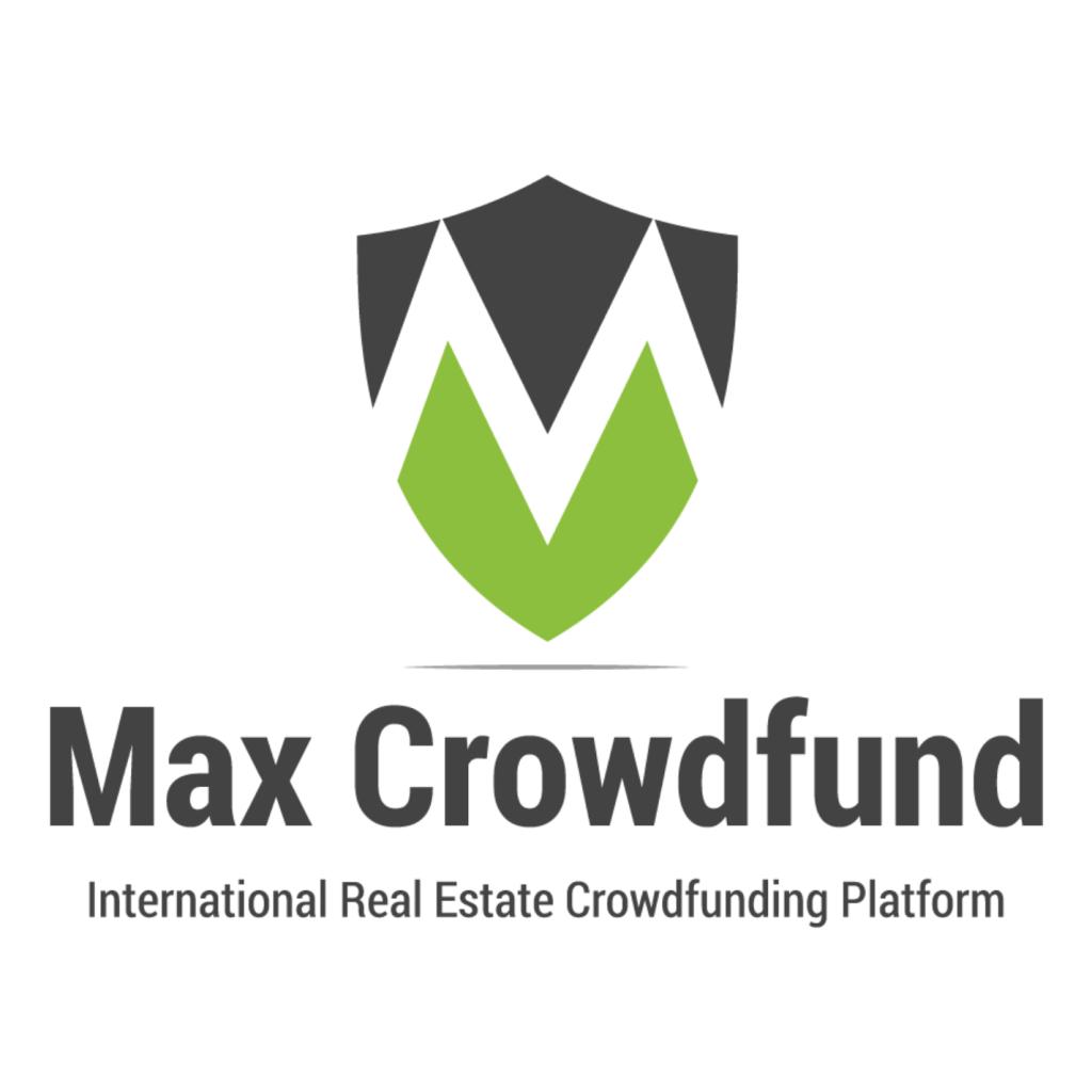Max Property Crowdfund Logo @ SavingsForFreedom