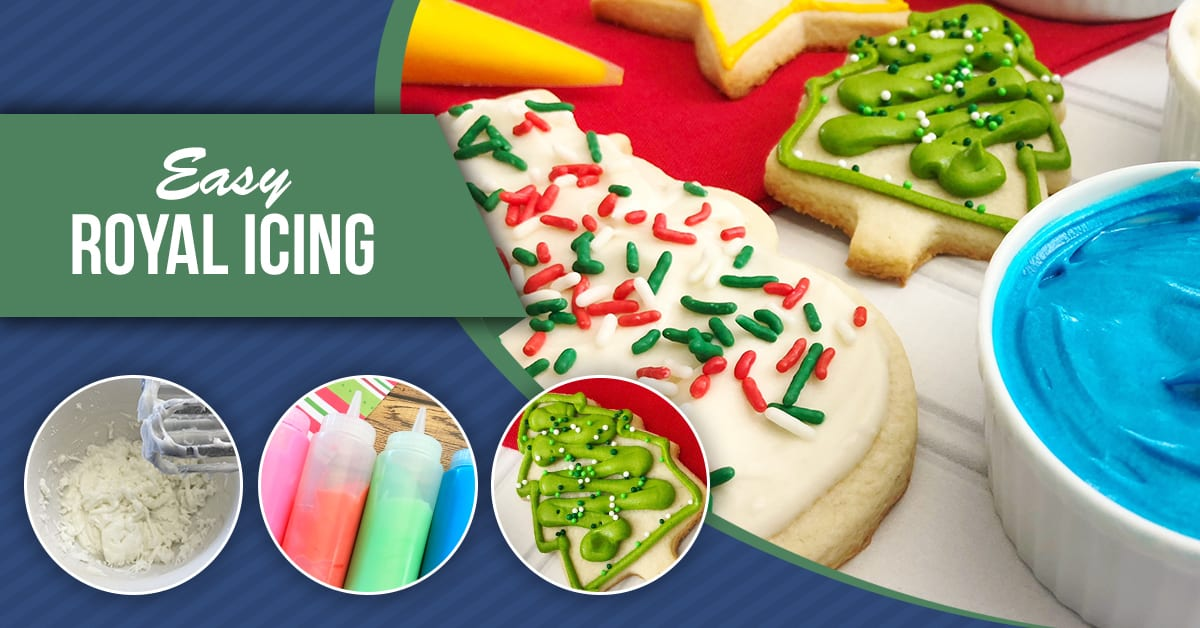 How To Make Icing Easy Homemade Royal Icing Recipe