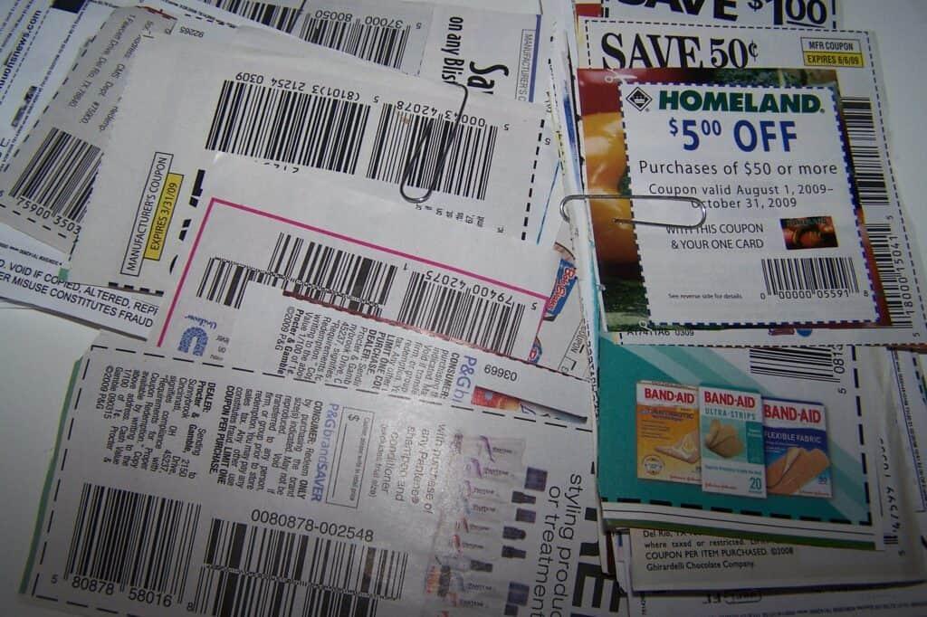 how coupons teach math