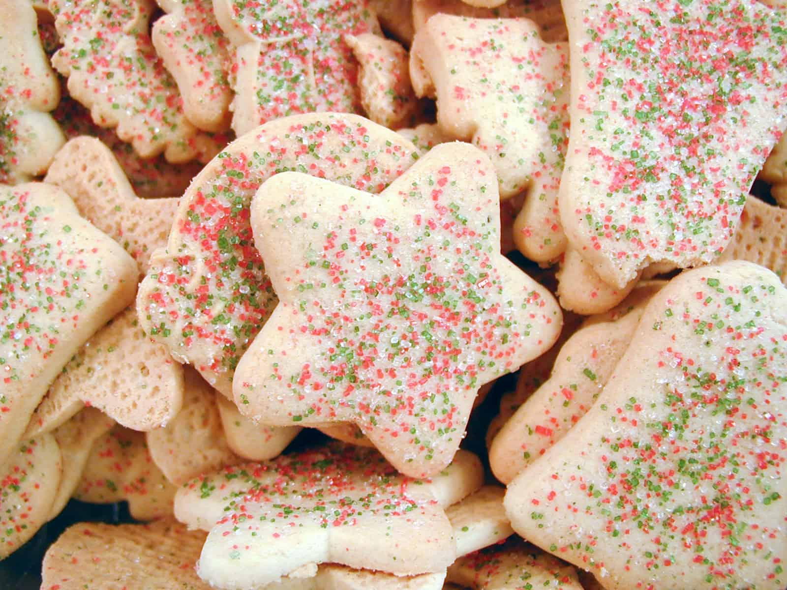 Sour Cream Sugar Cookies