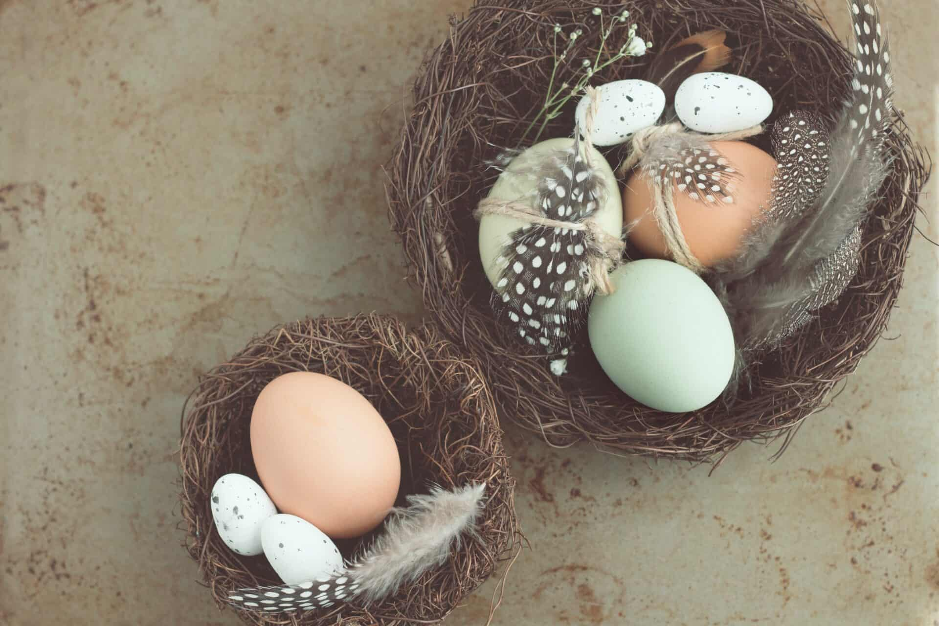 19 DIY Easter Crafts That Kids Can Do