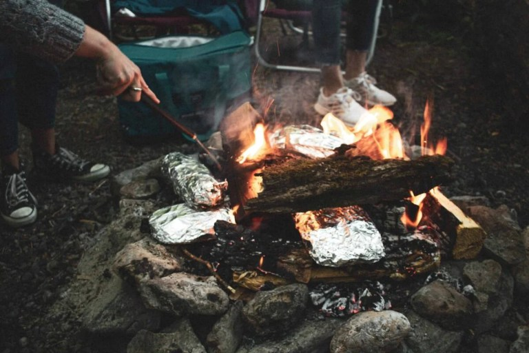 40 Tin Foil Dinners That Are Perfect For Camping