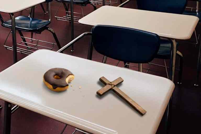 Pushups, Donuts, and the Atonement – Object Lesson