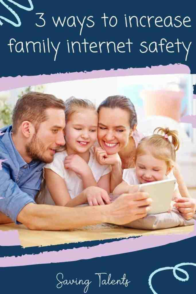 family internet safety pin
