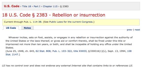 18-u-s-code-%c2%a7-2383-rebellion-or-insurrection