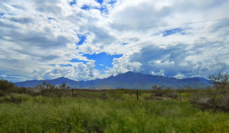 Weekend in Chiricahua, Part 1: A Scenic Drive