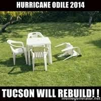 Tucson Faces Hurricane Odile